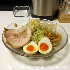 ら〜麺処 豪屋 加茂店 『冷やし中華』