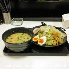 ら〜麺処 豪屋 加茂店 『つけめん(みそ)』